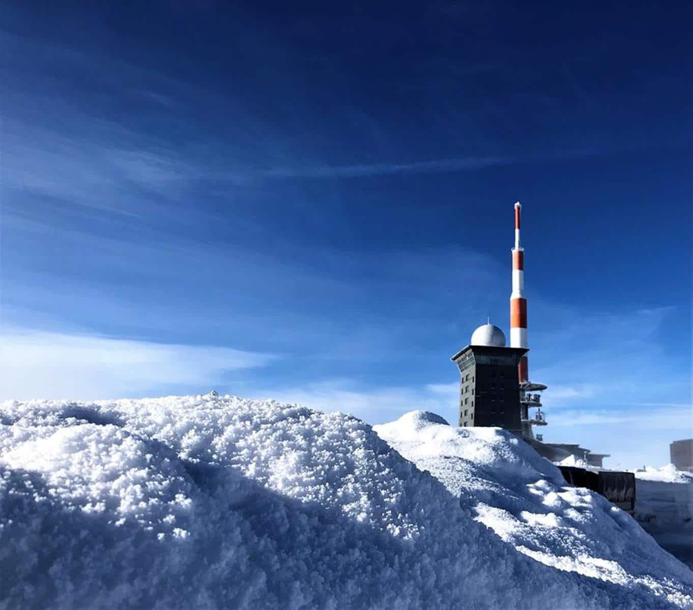 Aufstiege zum Brocken (1141m)