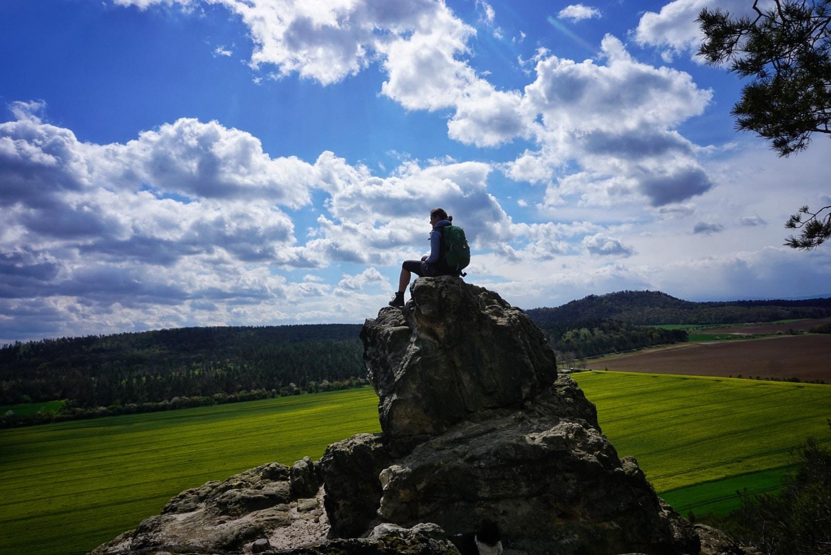 Klippen Harz